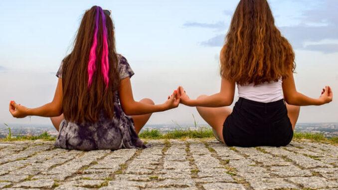 Consejos para hacer meditacion con niños