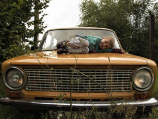 Consejos para viajar en coche con chicos